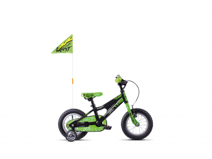 Powerkid 12 - Black / Green