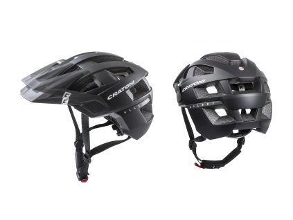 Enduro helma Cratoni ALLSET  (black matt)