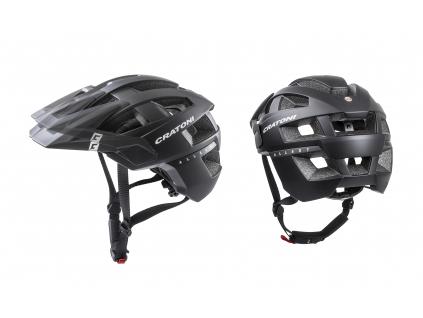 Enduro helma Cratoni ALLSET  (black matt)