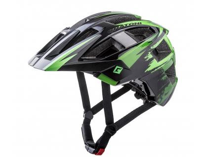 Enduro helma Cratoni ALLSET  black-green