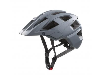 Enduro helma Cratoni ALLSET  grey matt