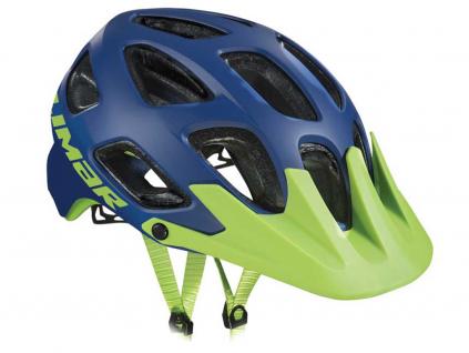 cerna enduro helma limar 808 (matt bluie)