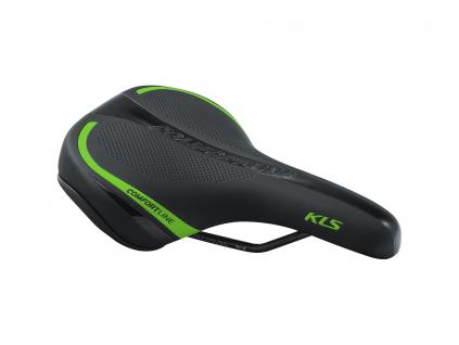 Sedlo KLS COMFORTLINE toxic green