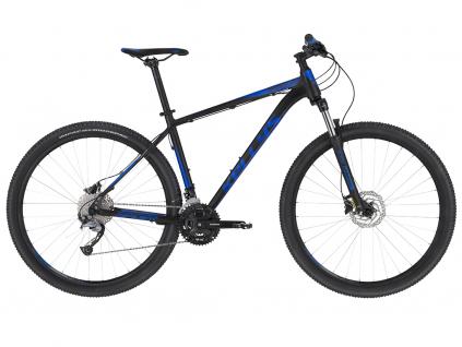 Kellys Spider 50 Black Blue 29 2020 MTB kolo