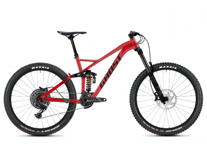 FRAMR 8.7 Riot Red / Jet Black