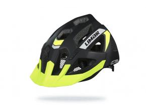 cerna zlutá helma na kolo xride reflectivemattblack 1