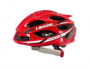 lehka helma na kolo ultralightplus redblack