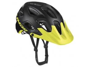 cerna enduro helma limar 808 (matt black)