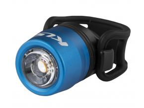 Přední světlo na kolo LED dobíjecí USB IO, blue