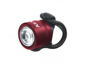 Přední světlo na kolo LED KLS IO F, red