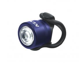 Přední světlo na kolo LED KLS IO F, blue