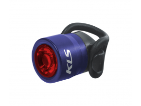 Zadní světlo na kolo KLS IO R, blue