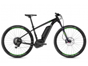 Ebike Teru B7.9 - Black / Grey / Green
