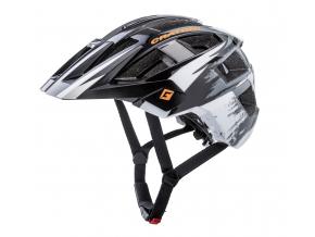 Enduro helma Cratoni ALLSET  black-white