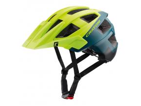 Enduro helma Cratoni ALLSET  lime-petrol-black matt