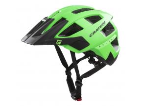 Enduro helma Cratoni ALLSET  neongreen-black matt