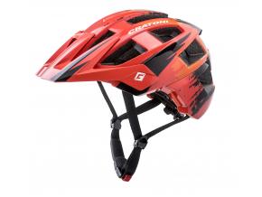 Enduro helma Cratoni ALLSET  red-black