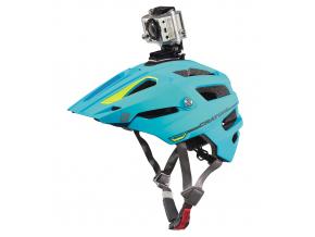 Enduro helma Cratoni ALLTRACK  blue-lime rubber