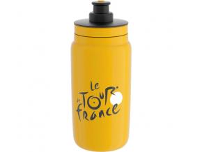 ELITE láhev FLY Tour De France, žlutá 550 ml