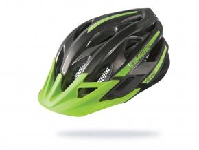 Zelena helma na kolo 545 TitaniumGreen