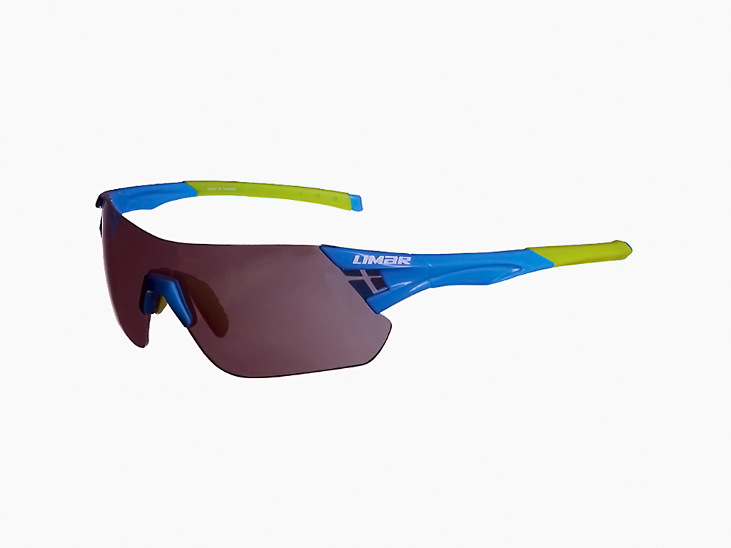 Sluneční brýle Limar S8 lime blue