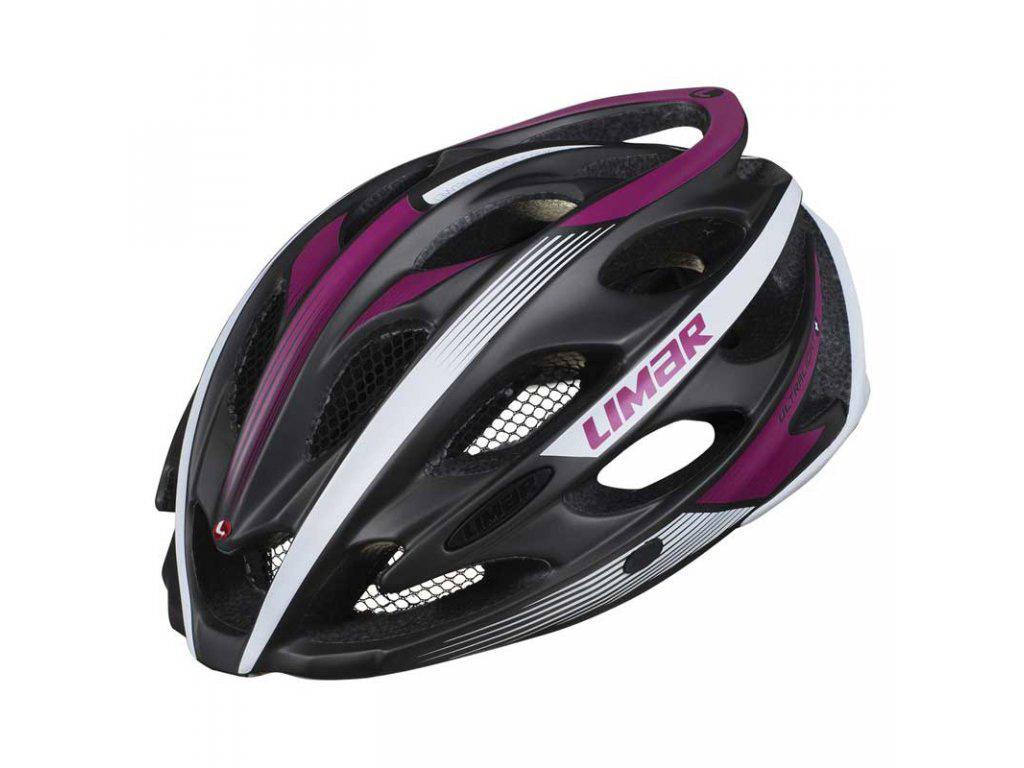 Limar Ultralight+black purple 2019 Velikost: M (53-57 cm)