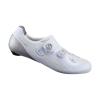 SHIMANO silniční obuv SH-RC901MW, širší provedení, bílá, 46