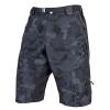 Volne kratke kalhoty na kolo Endura Hummvee II kraťasy pánské (šedé maskáčové) E8064GC
