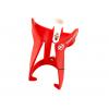 Červený košík na bidon SKS Topcage