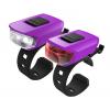 Osvětlení set KLS VEGA USB, purple