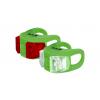 Set osvětlení TWINS green