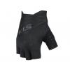 Rukavice KLS Cutout short, black, XXL