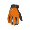 Rukavice na kolo KLS relic_long_orange