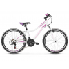 Kross LEA JR 1.0 SR (White/pink/violet) 2021