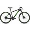 Ghost kato 2.7 MTB 27,5 barva cerna zelena