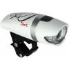 Přední světlo na kolo  SMART 184-1WB BLAZE bílé