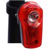 Zadní světlo na kolo  SMART 317 R 80LM LED
