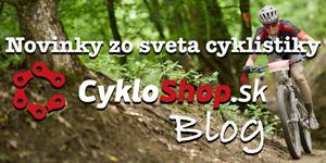 Blog o bicykloch a cyklistike od Cykloshop.sk