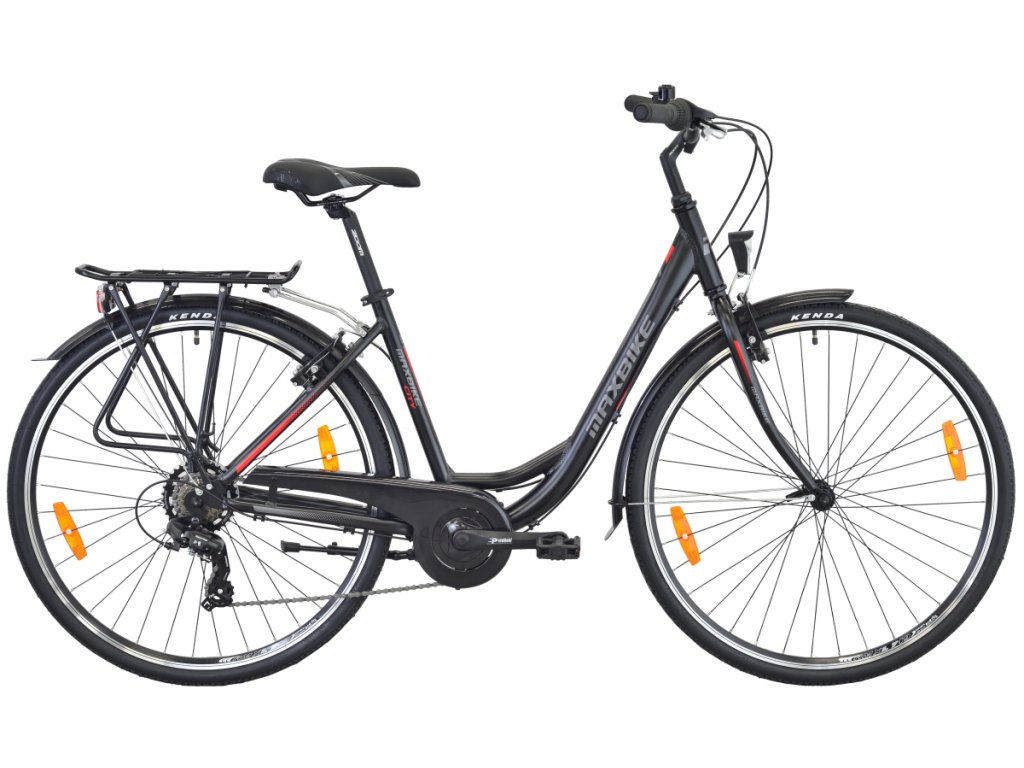 MAXBIKE CITY ALU 28""