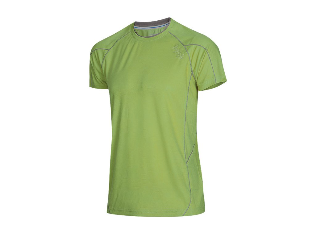 9799bfee panske triko husky seiz zelena zelena