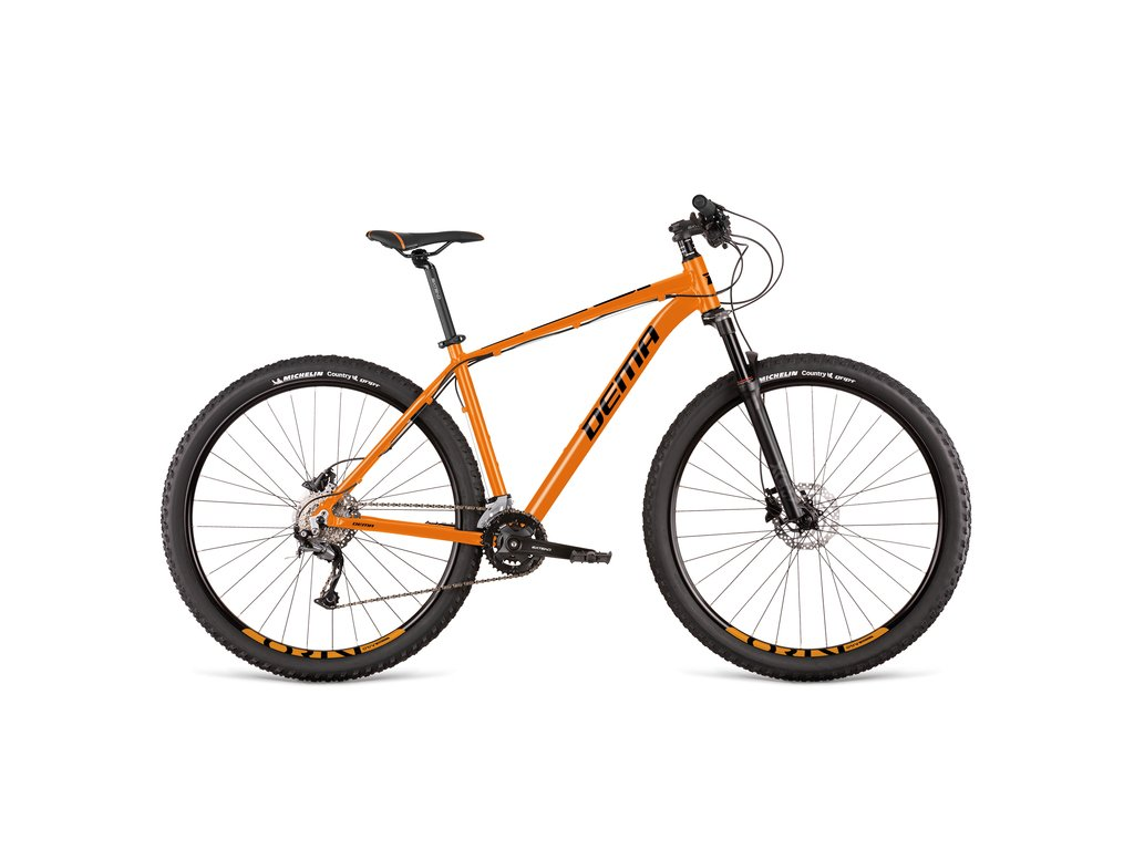 vyrn 18867Dema ENERGY 5 horske kolo orange Black