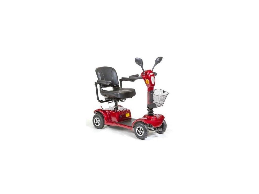 Elektrický invalidní a seniorský vozík Selvo 4250