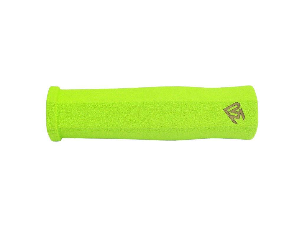 Rock Machine gripy Softy, zelené