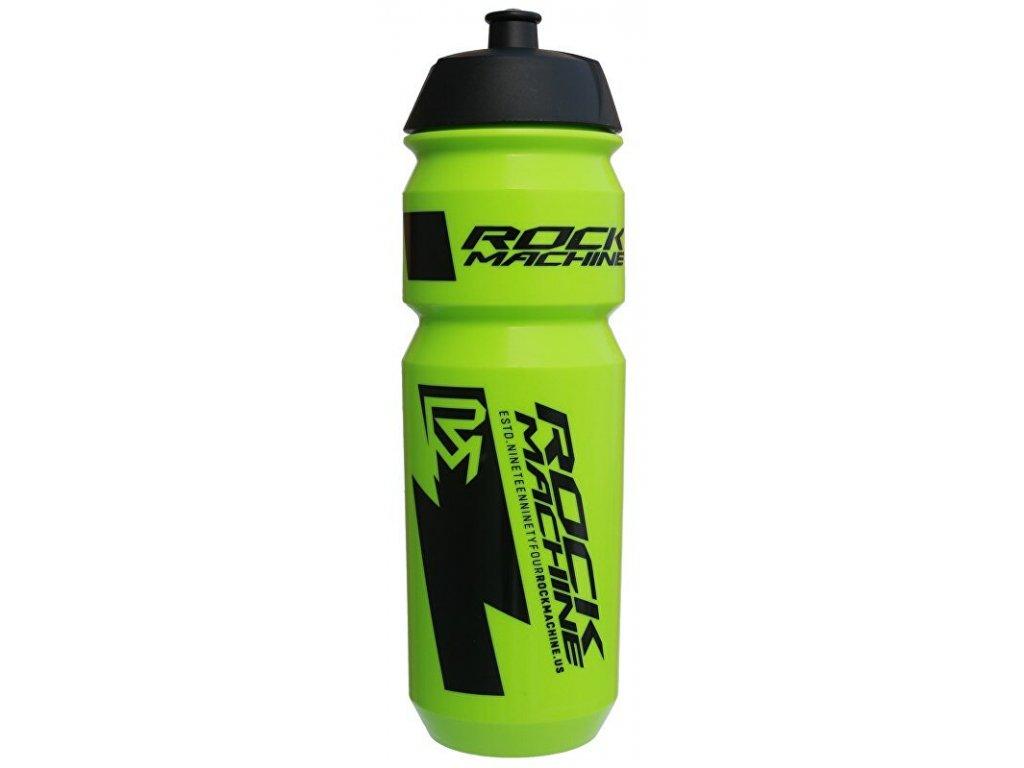 Rock Machine lahev Performance, zelená | 850 ml