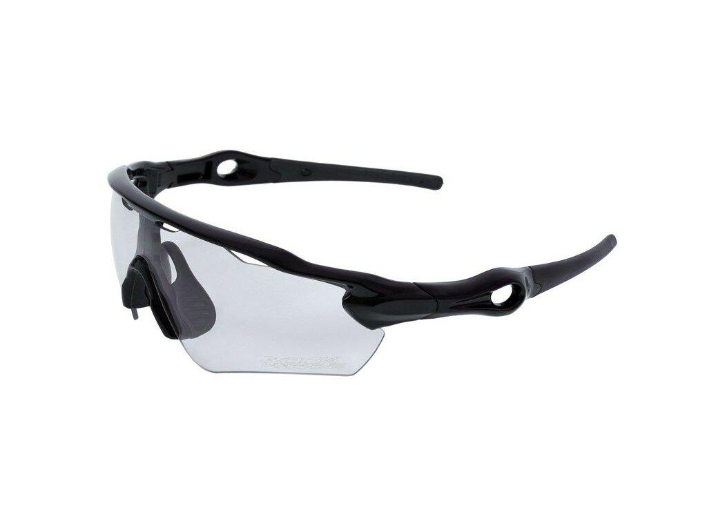 Rock Machine brýle Edge Photochromatic, černé