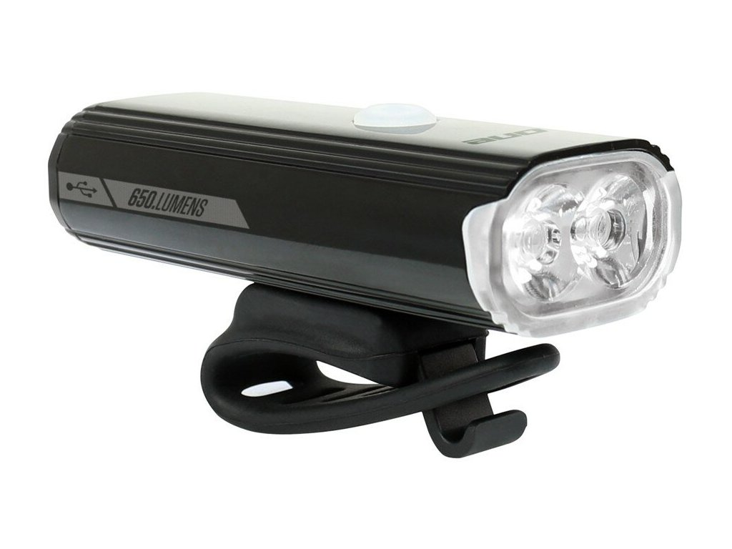 Rock Machine přední světlo F.Light 40 USB, 650 lm