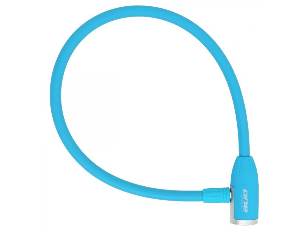 Rock Machine zámek CK.Lock 12.65, modrý | 65 cm, 12 mm