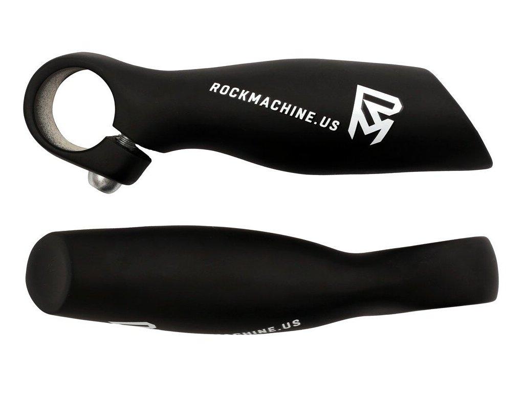 Rock Machine rohy Sport, černé