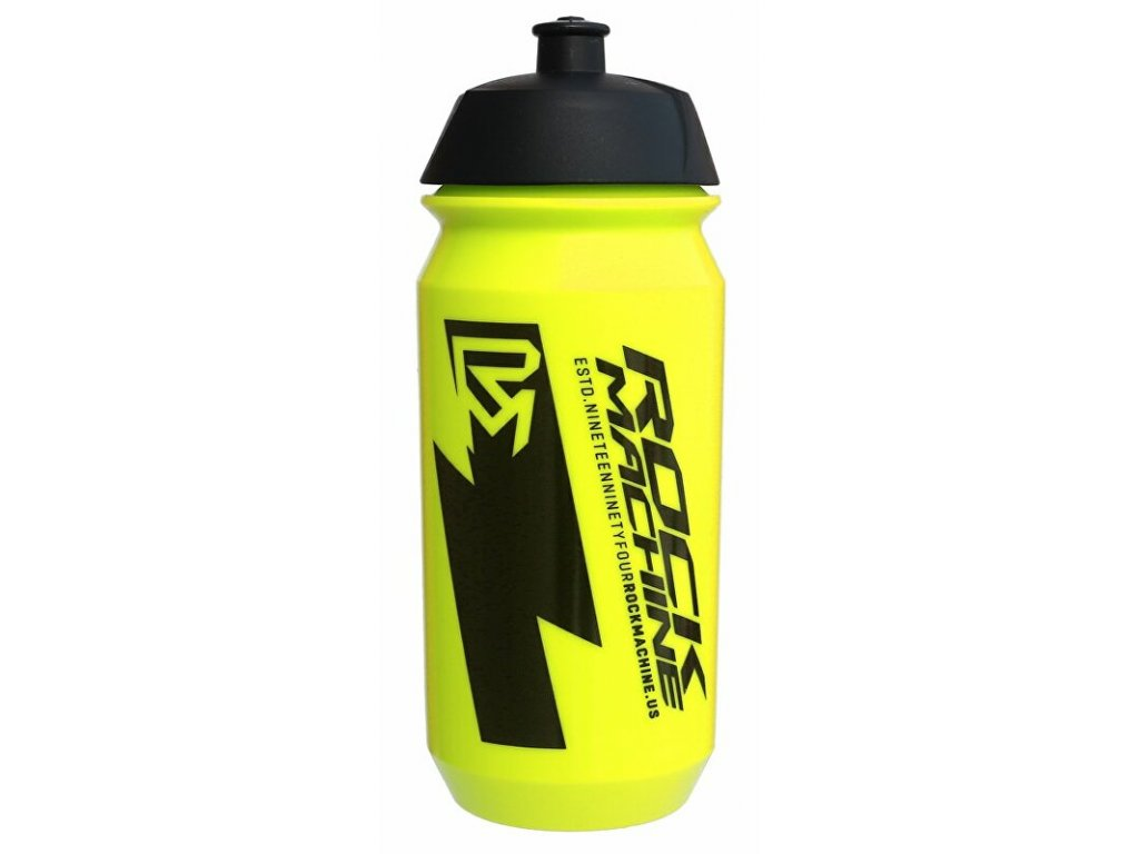 Rock Machine lahev Performance fluo, žlutá | 600 ml