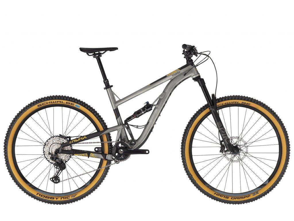 Celoodpružené horské kolo Kellys THORX 50 - model 2021   CykloWorld.eu